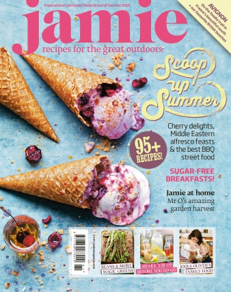Jonathan Gregson for Jamie Magazine