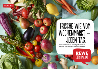 Danielle Wood for REWE